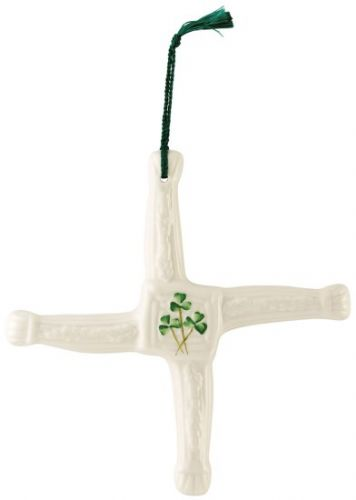 Belleek China St Brigid's Cross